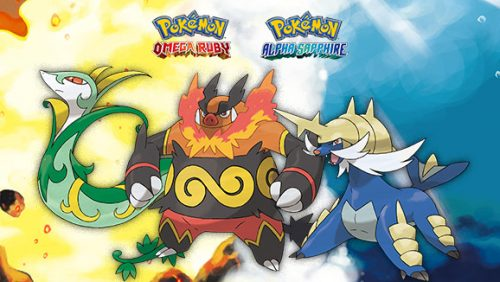 Serperior now being distributed for Pokémon Omega Ruby and Alpha Sapphire