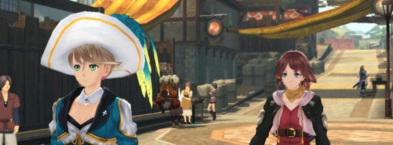 Tales of Zestiria Alisha Epilogue DLC announced