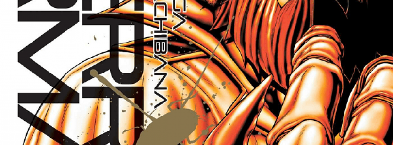 Terra Formars Volume 4 Review