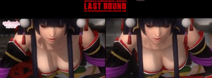 Dead or Alive 5 Last Round 'soft' engine comparison video of PS3 and PS4 released