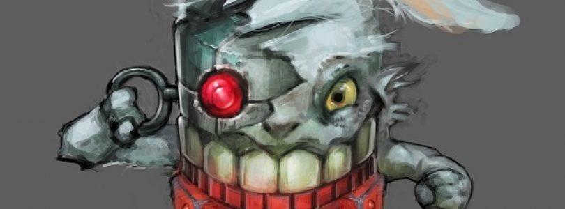 Cyberpunk CCG 'Glitch Hunter' Launches Kickstarter