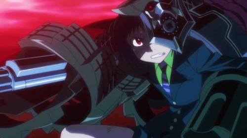 FUNimation Reveals 'Nobunagun' English Dub Cast