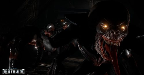 New Trailer Released for Space Hulk: Deathwing