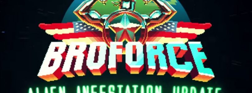 Broforce Adds Giant Alien Themed Update