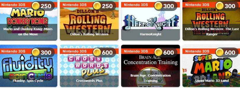 Club Nintendo Offers a Large Amount of Rewards as it Comes to a Close