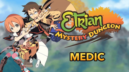 Etrian Mystery Dungeon's latest trailer introduces the Medic class
