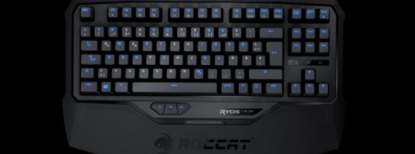 Roccat Ryos TKL Pro Mechanical Gaming Keyboard Review