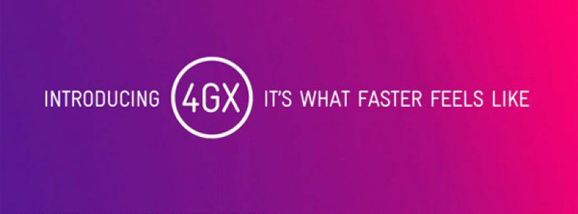 Telstra Introduces new 4GX Speeds