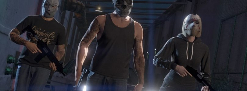 GTA Online Heists Update Now Available