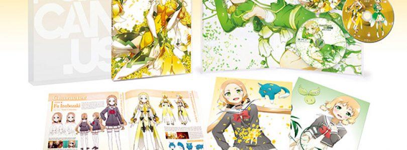 Ponycan USA Details 'Yuki Yuna is a Hero' Collector's Edition 2 and Pre-order Bonus
