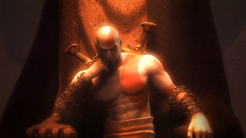God of War III Remastered Announced for PlayStation 4