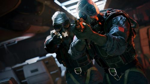 Rainbow Six Siege's Newly Announced Operators Pay Homage to the Books