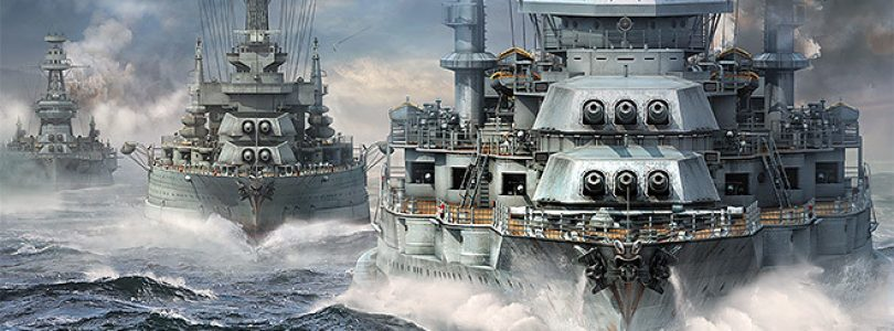 World of Warships Opens Closed-Beta Sign-Ups