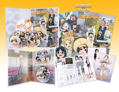 Ponycan USA Reveals 'Denki-Gai' Collector's Edition 3