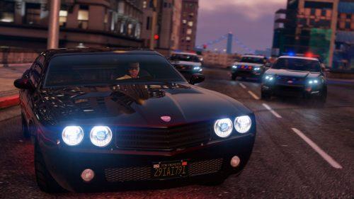 Rockstar Editor Coming to Grand Theft Auto V PC