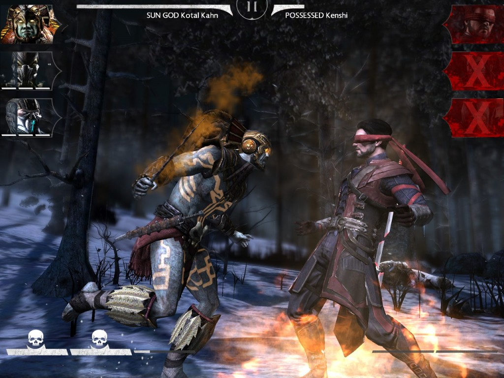 Mortal Kombat X EB brutality - YouTube