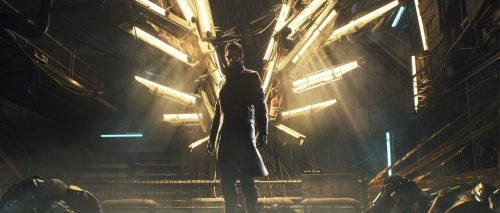 Deus Ex: Mankind Divided Announced with New Trailer
