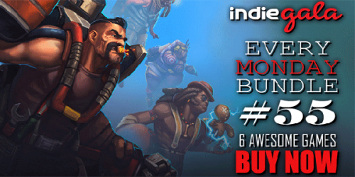 Indie Gala Every Monday Bundle #55 Now Available