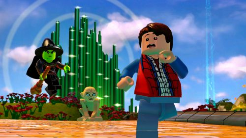 LEGO Dimensions Bringing Together Multiple Franchises Online and off