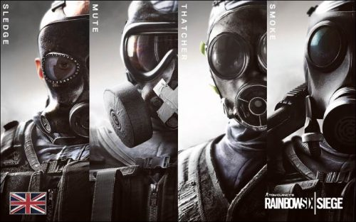 New Tom Clancy's Rainbow Six Siege Trailer Introduces the Brits