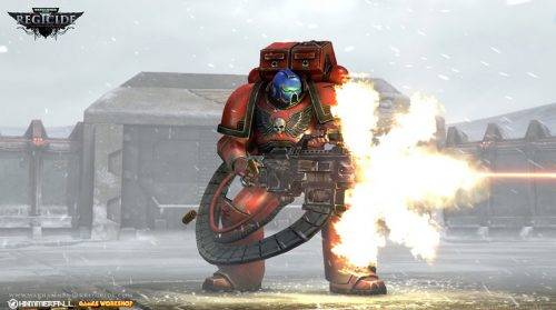 Warhammer 40,000: Regicide Coming to Steam Early Access in a Few Weeks