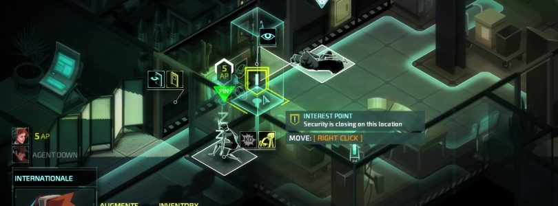 Invisible, Inc. Review