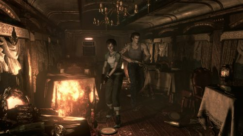 Resident Evil 0 Remastered Announced for Early 2016