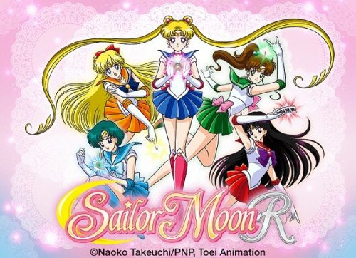 Sailor Moon R Live-Stream Event Planned for May 8