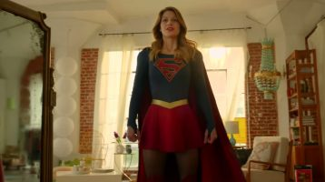 CBS' Supergirl Gets an Extended Trailer