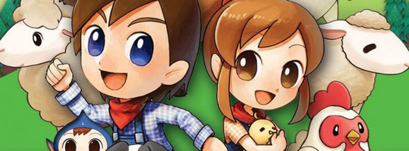 Harvest Moon: The Lost Valley Dated for Australia