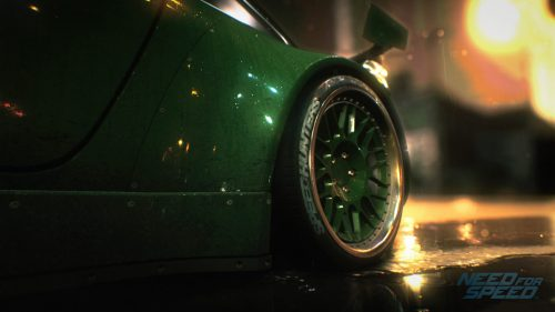 New Need for Speed Game Teaser Screenshot