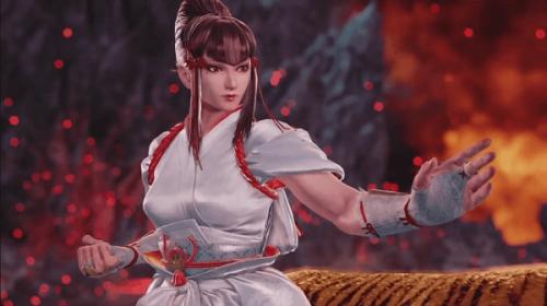 Tekken 7 Adds Playable Kazumi Mishima