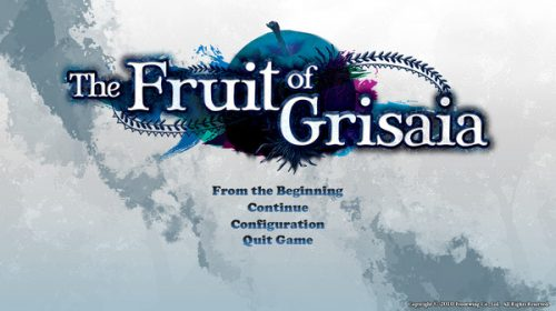 The Fruit of Grisaia to be Released on Steam on May 29th