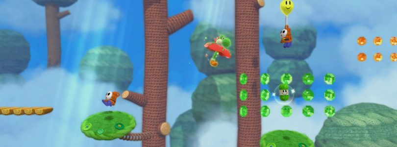 Yoshi's Woolly World Receives Story Details, Trailer, and New Screenshots
