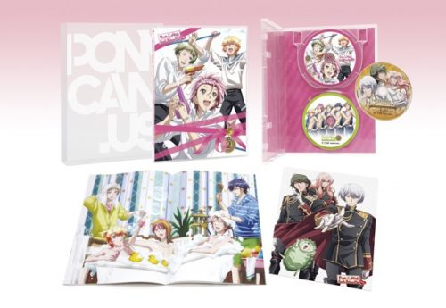 Ponycan USA Reveals 'Cute High Earth Defense Club LOVE!' Collector's Edition 2