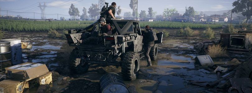 Ghost Recon Wildlands Announced by Ubisoft
