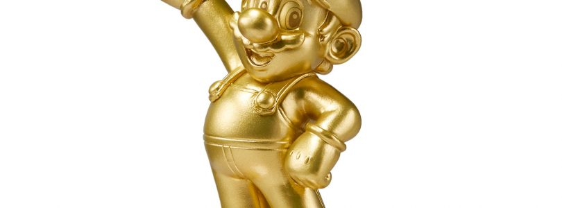 Australian Gold Mario Amiibo Coming June 25th