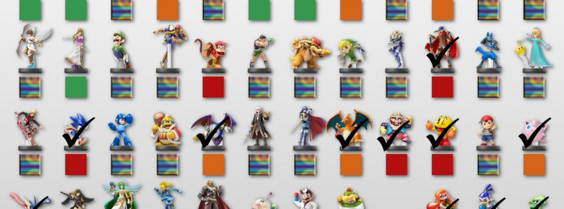Amiibo – A Journey to Collect Them All