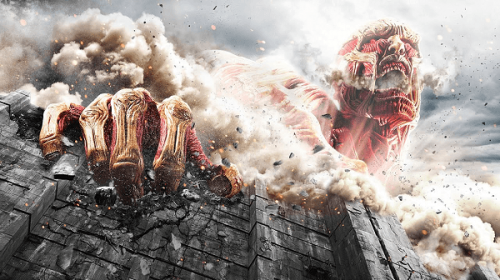 Attack on Titan's Live Action Films Licensed by FUNimation
