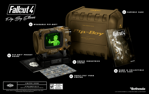 Fallout 4 Release Date Set for November 10, 2015