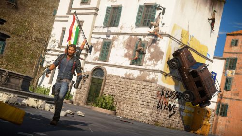 Just Cause 3 Release Date Set for December 1st