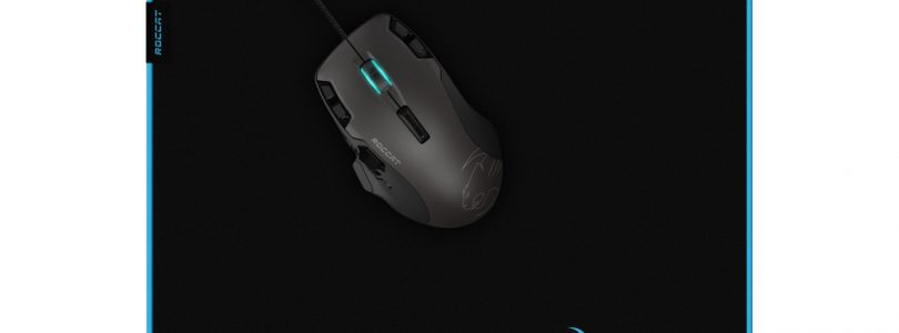 Roccat Releases Taito Control Cloth Mouse Mat