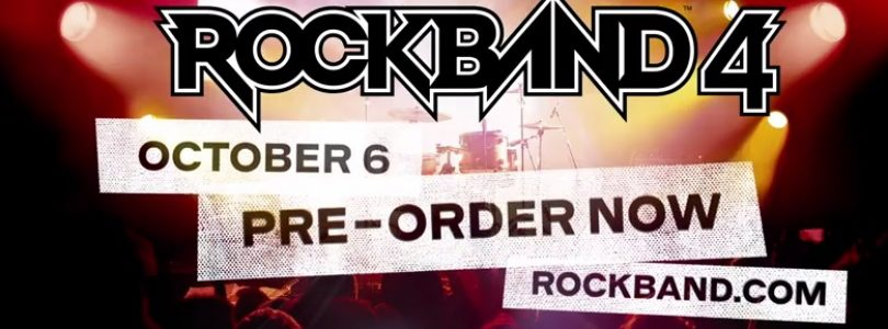 Rock Band 4 Gets a Couple of Jammin' E3 Trailers