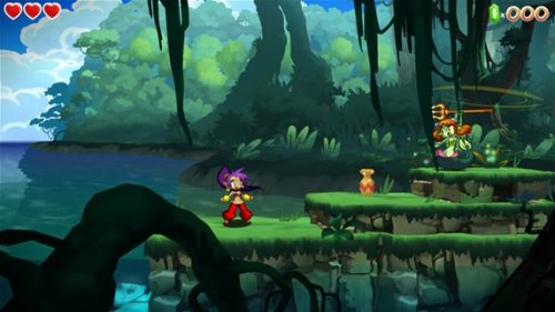 Shantae: Half-Genie Hero Looking Great in E3 Trailer