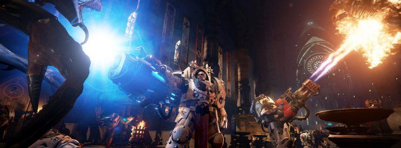 New Space Hulk: Deathwing Screenshots Revealed