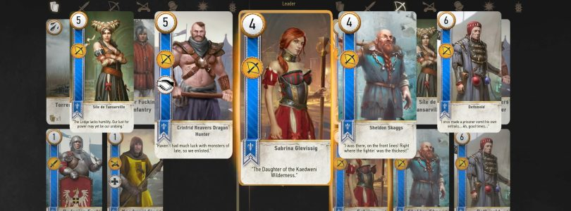 Get into Gwent with The Witcher 3: Wild Hunt
