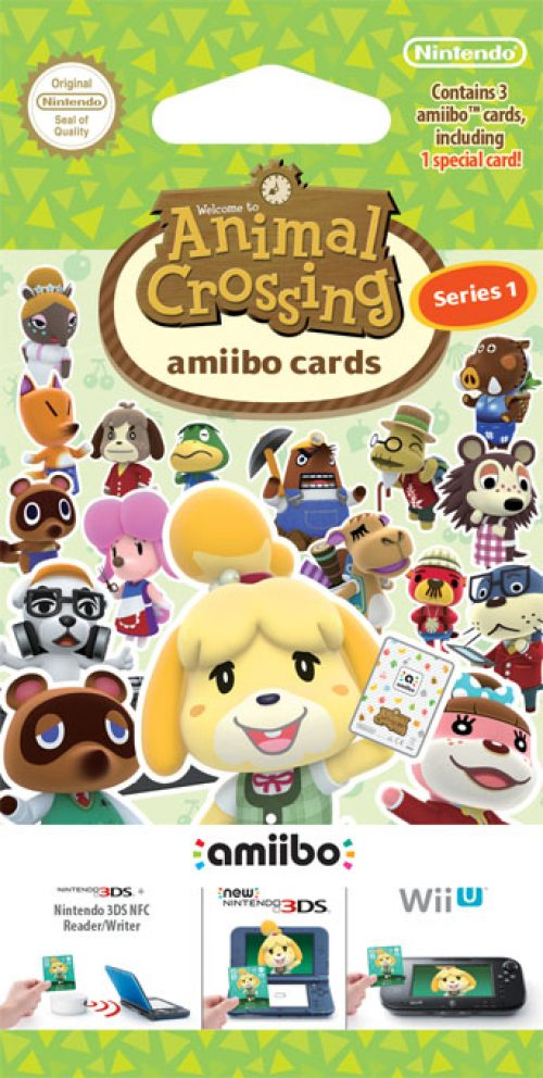 Animal Crossing: Happy Home Designer & Amiibo Scanner Release Dates Announced