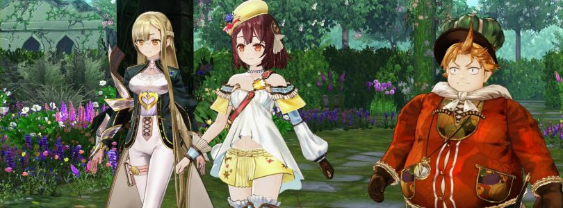 First Full Atelier Sophie Trailer Introduces Sophie and Prachta