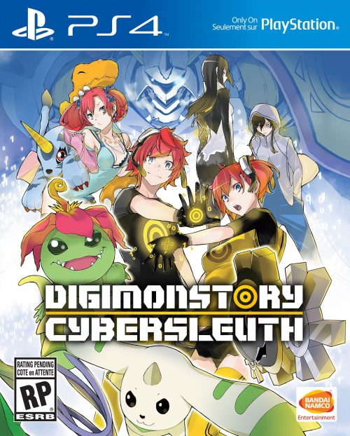 Digimon Story: Cyber Sleuth Announced for 2016 Western Release