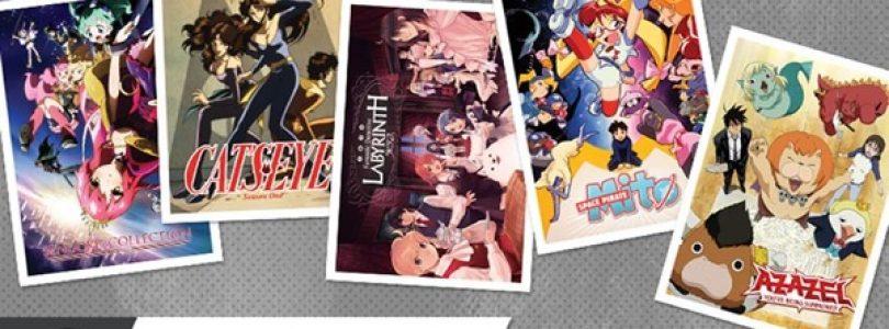 Right Stuf and Nozomi Entertainment's Anime Expo 2015 Announcement Recap